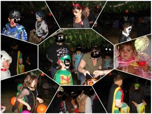 写真ありドンキホーテの安い簡単な仮装衣装でアメリカハロウィンパーティーへ