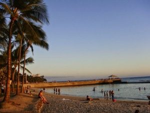 一人旅ハワイ