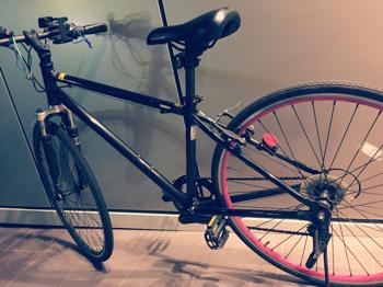 楽天市場クロスバイク