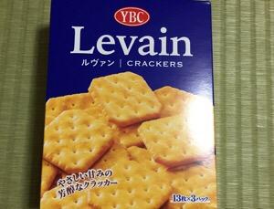 リッツ(ルヴァン)三種の味を食べ比べ!元ヤマザキナビスコお菓子