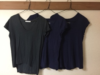 H&M-Tシャツ