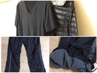 冬ロードバイク全身ユニクロの服装で5〜15度(秋冬)
