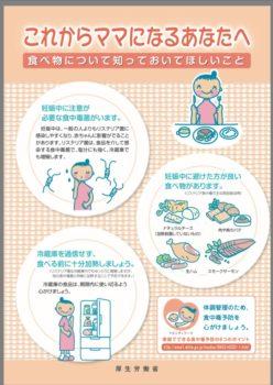 厚生省妊娠食事