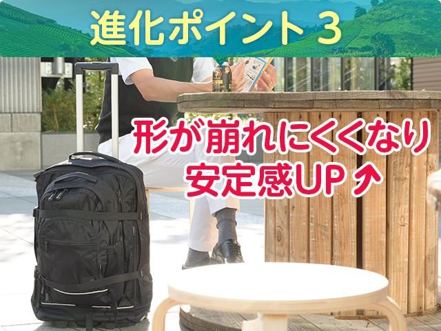 最強の【機内持ち込みバッグおすすめ】地球の歩き方バックパックキャリー