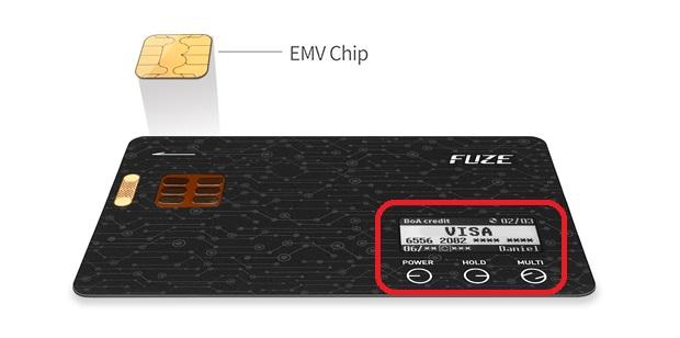 Fuze-card使い方