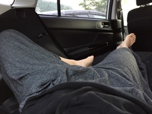 【車中泊におすすめ車種】自分のミニバンとSUVと軽でやってみた