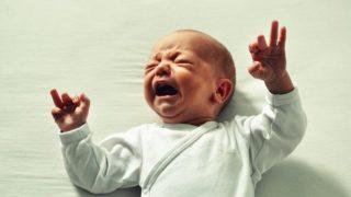 まさか・バスなど公共の場で赤ちゃんが泣いた時