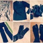 ユニクロとワークマンが安い!冬ロードバイク女の服装