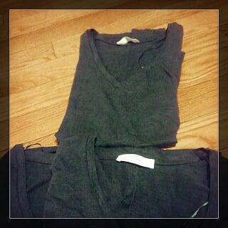 ZARA990円Tシャツ