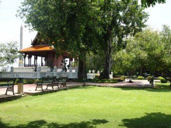 カオサン公園