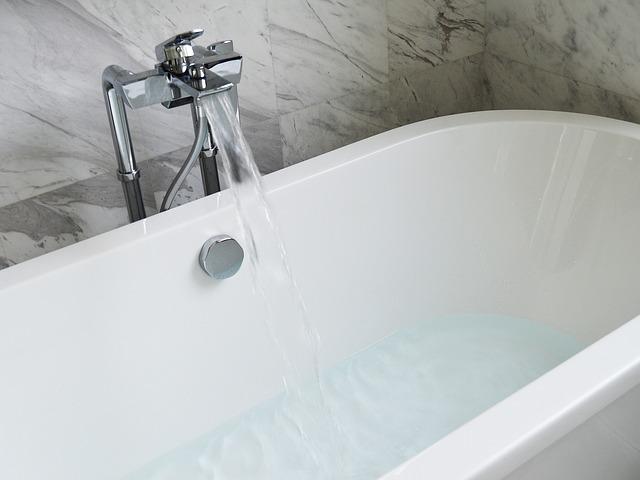 妊婦お風呂掃除