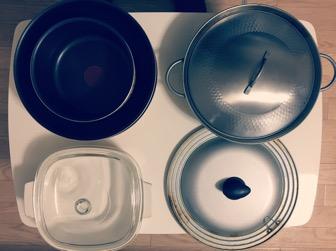 ミニマリスト鍋