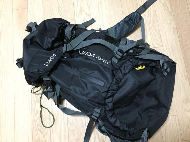 Lixada登山バッグパック