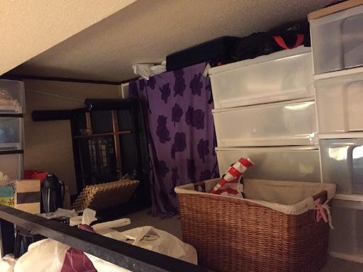 1K6畳二人暮らしの部屋