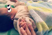 新生児パイルバスタオル大丈夫イメージ