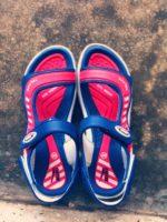 バックパッカー靴